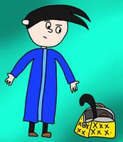 Mr. Coat - Felix the Cat Title Card by MrCoat