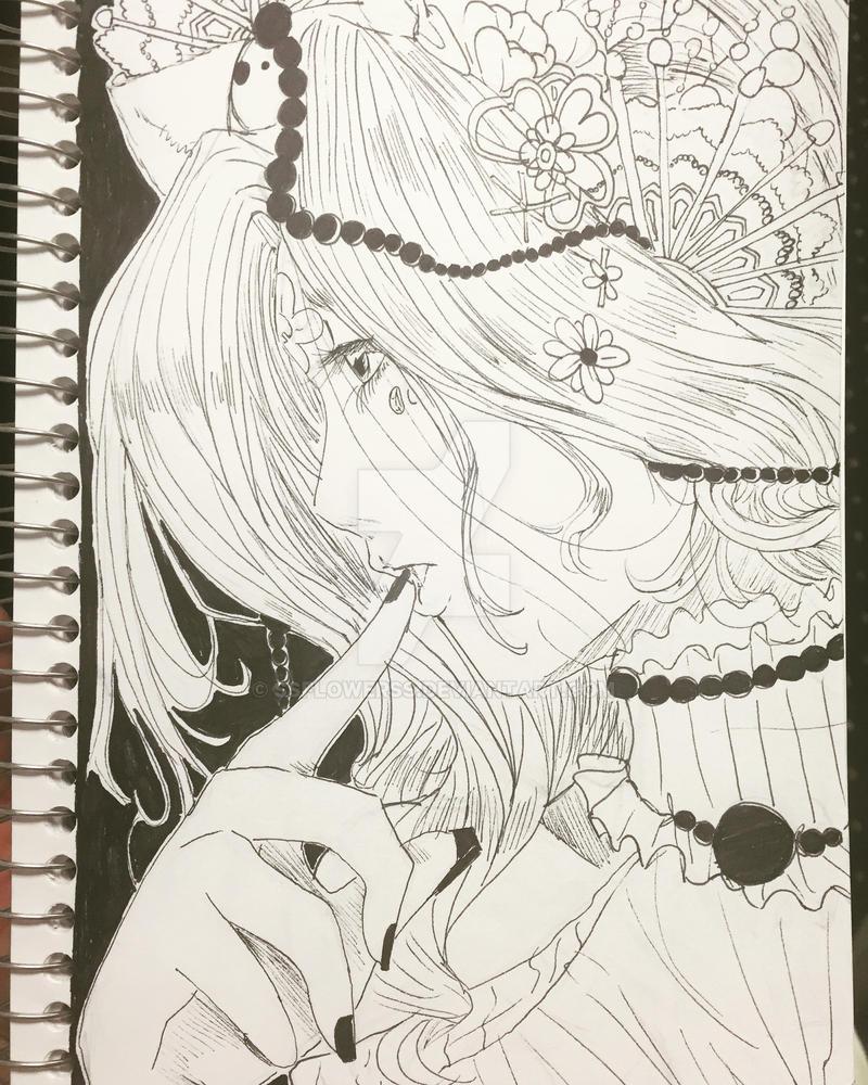 Tsundere and the big bad wolf.((for omyasha)) - Page 3 Shanyflower_by_ssflowerss-dany43i