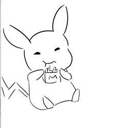 Pikachu: Deviantart mashup (incompleted) by Mvlk