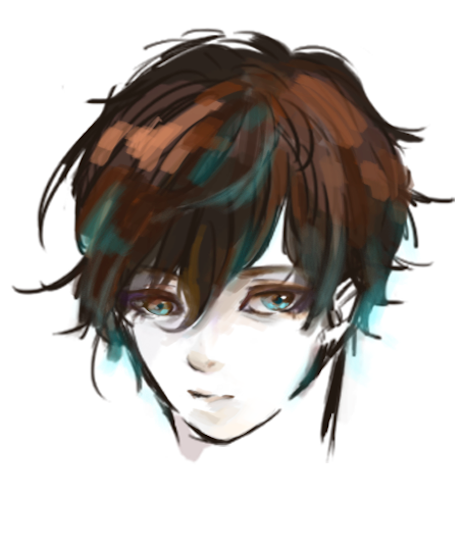 Doppo (Old incompleted art) by Mvlk