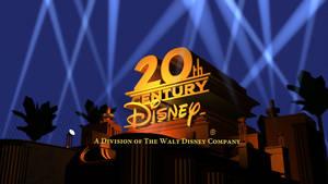 20th Century Disney logo