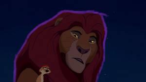 Timon meet Mufasa