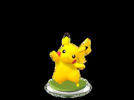 Disney Infinity 4.0 - Pikachu (Nintendo Exclusive)
