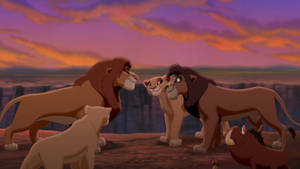 20th Years of The Lion King 2: Simba's Pride