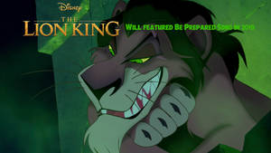 The Lion King Be Prepared Returns