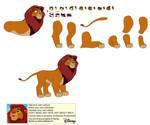 Character Builder - Simba TLK2 Color Version
