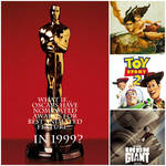 Oscar's Best Animated Feature in 1999