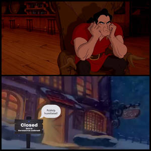 If Gaston took place in 2020