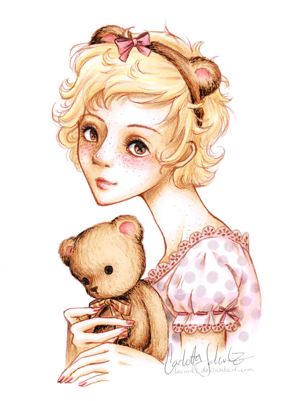 Teddys by Loonaki