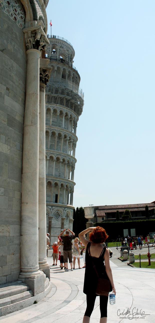 Pisa by Loonaki
