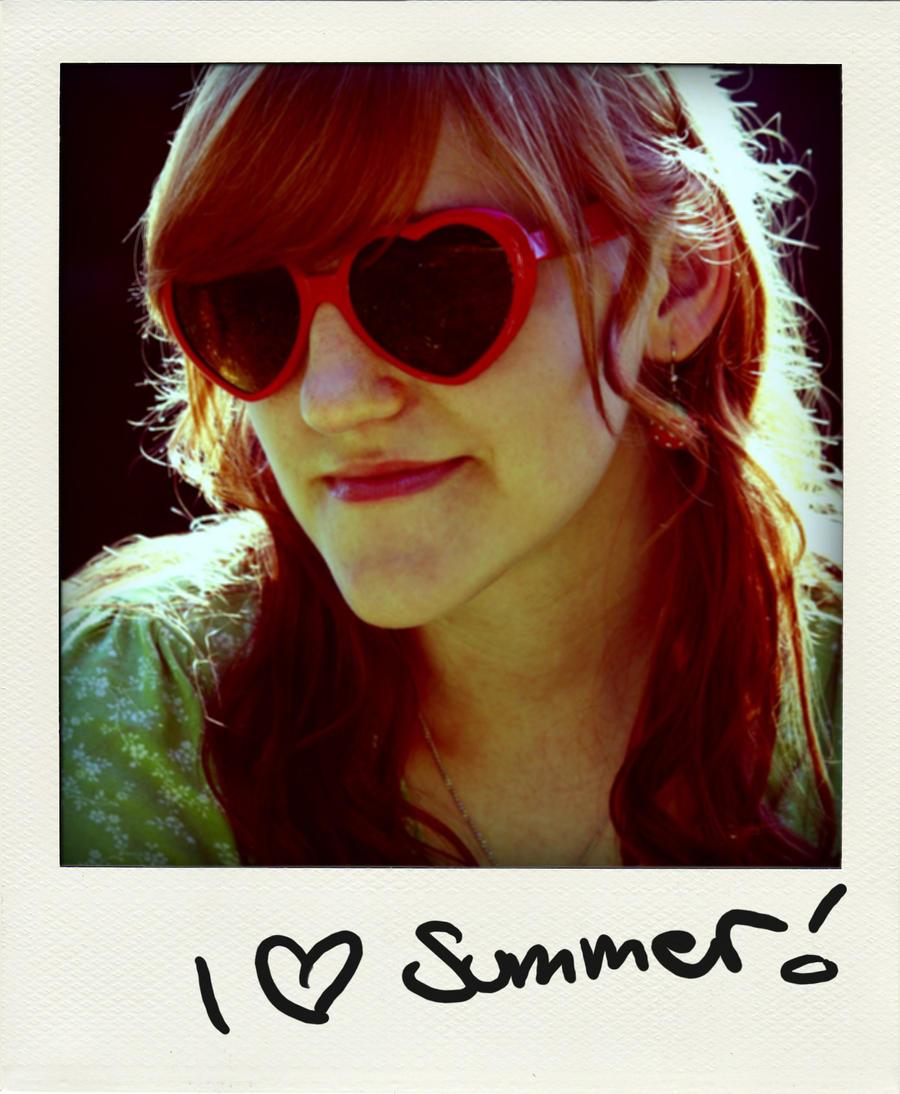 I love Summer by Loonaki