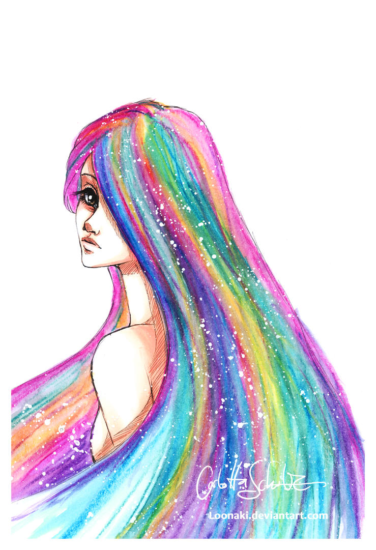 Colorful by Loonaki