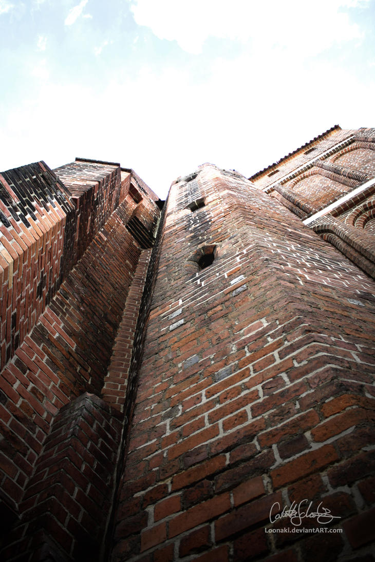 Up To The Sky by Loonaki