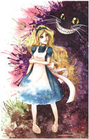 Alice by Loonaki