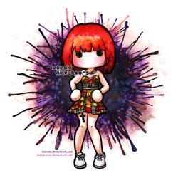 Hayley: NickyToons and Loonaki by Loonaki
