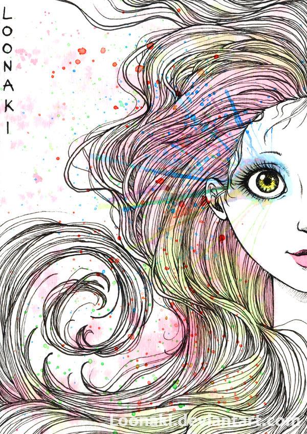 Joana by Loonaki
