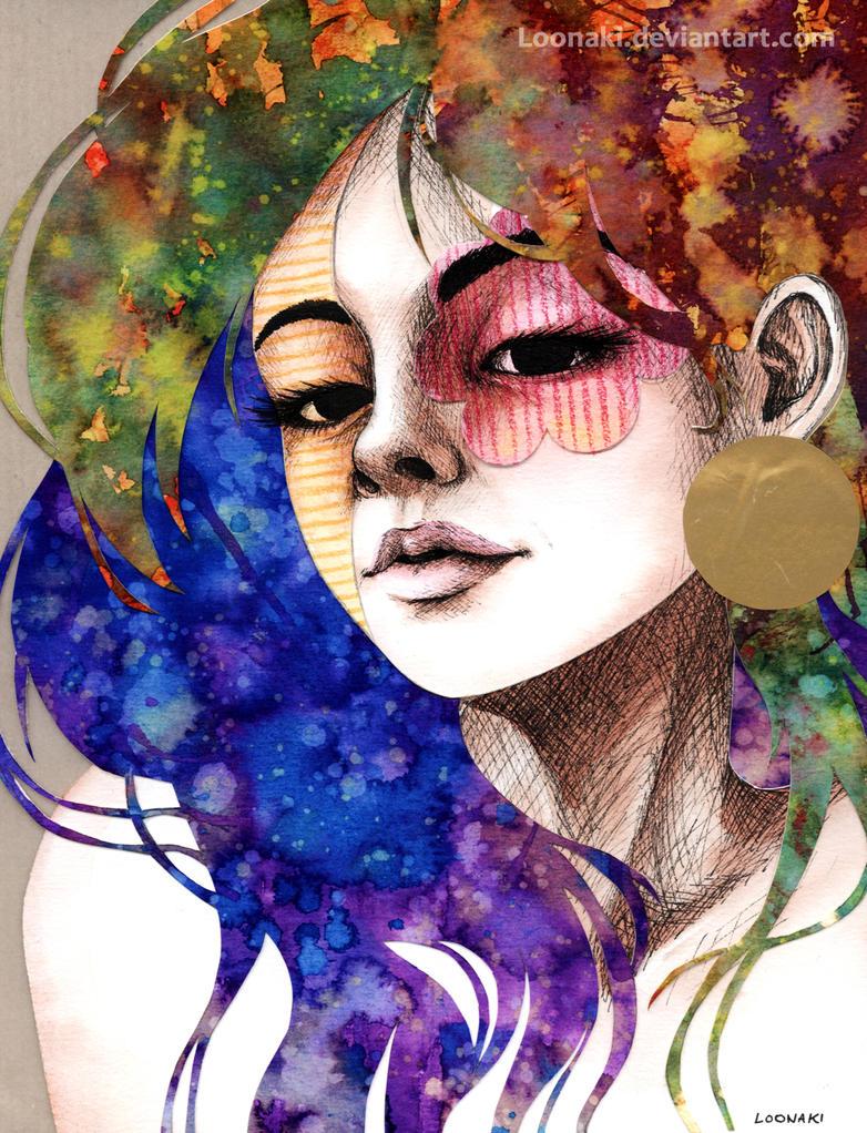 Farbenspiel by Loonaki