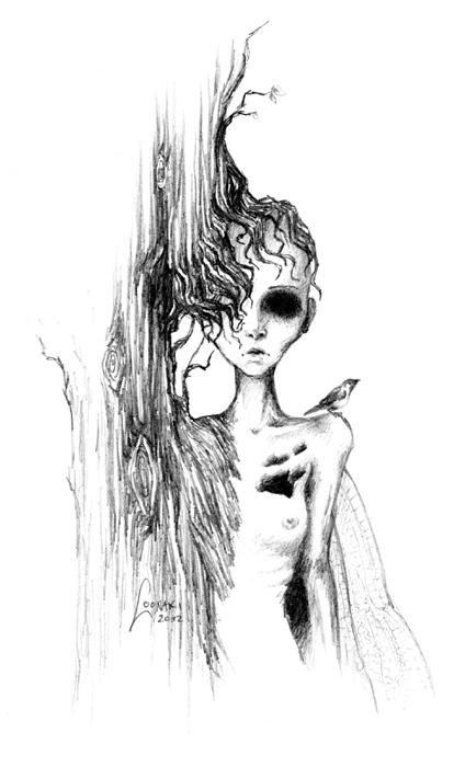 Emaciation by Loonaki