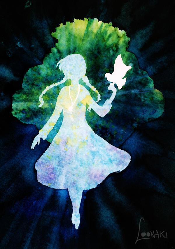 Castle In The Sky - Ghibli Series X by Loonaki