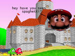 Big Mario Head!!