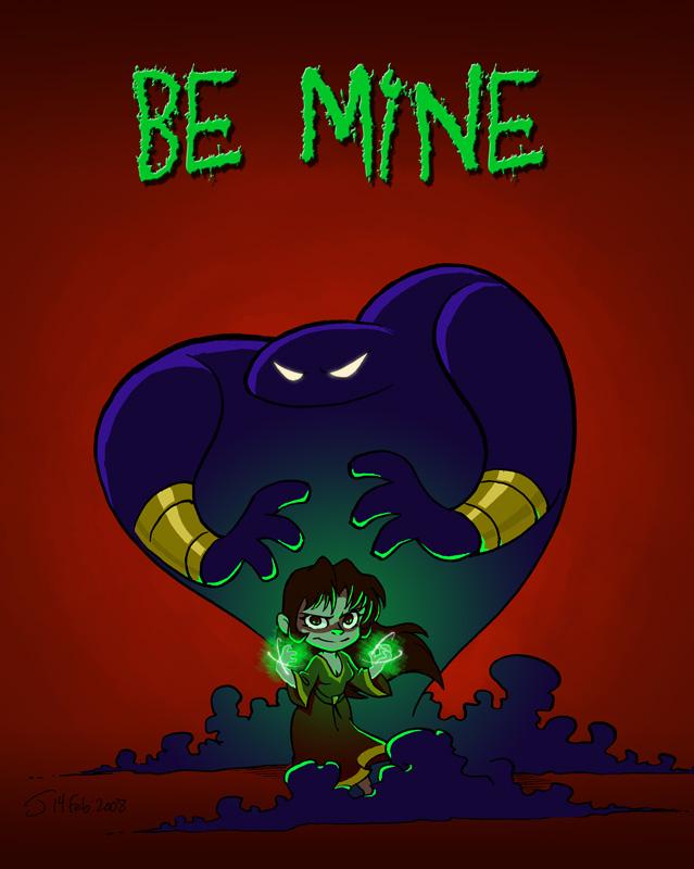 Be Mine by Sankam