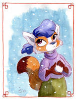 Holiday 2010-- Innocent by Sankam