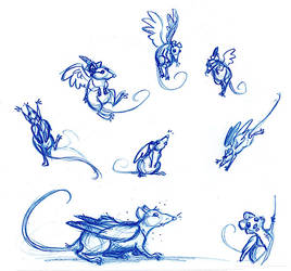 Olympian Rats