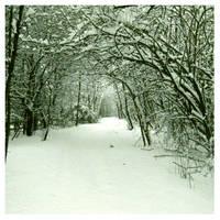 Snow Alley by idlekids
