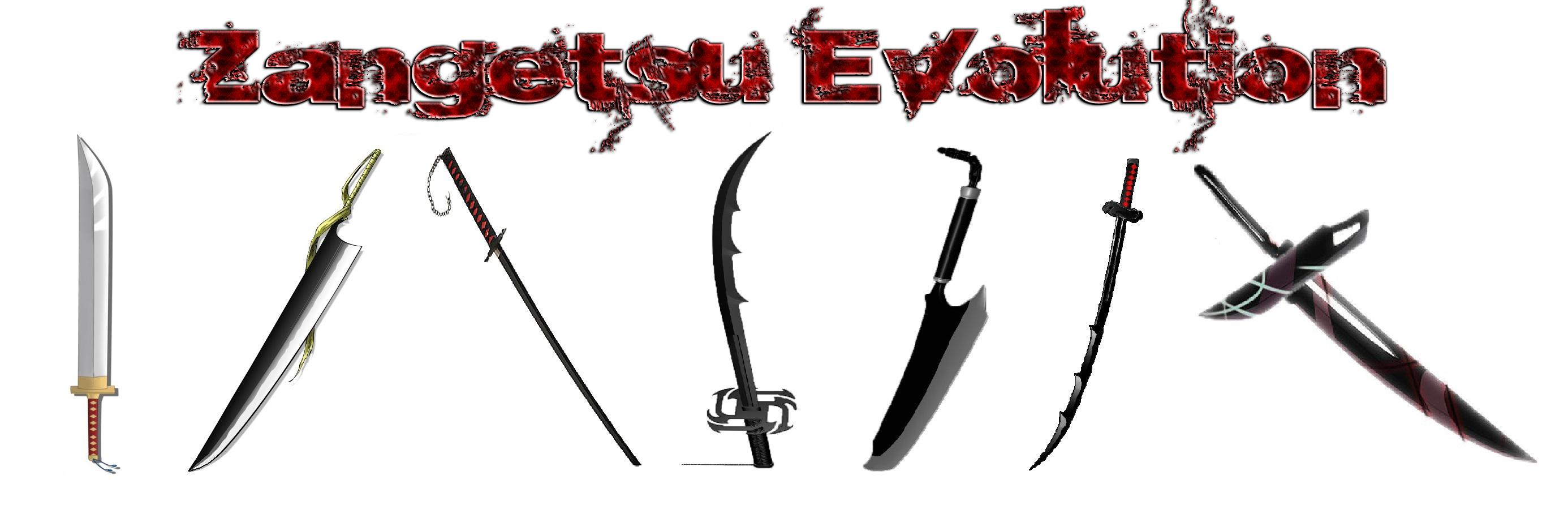 Hollow Tensa Zangetsu Wallpaper Zangetsu Evolution by ...