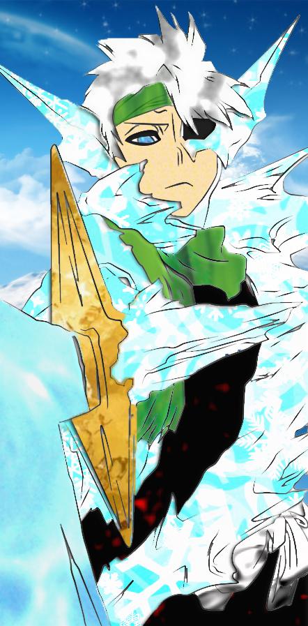 Frozen Cross by 28KuchikiByakuya