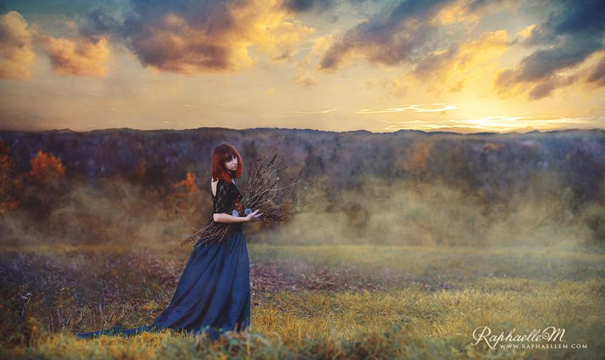 Whispering Dusk by RaphaelleM