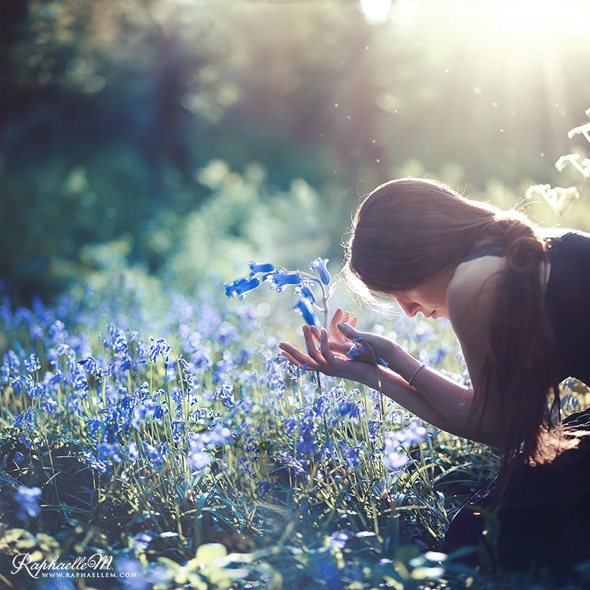 When Flowers Whisper by RaphaelleM