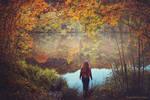 Autumn's Frame by RaphaelleM
