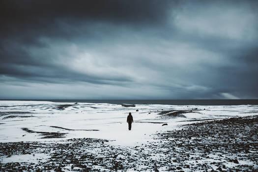 Stranded under Endless Sky by RaphaelleM