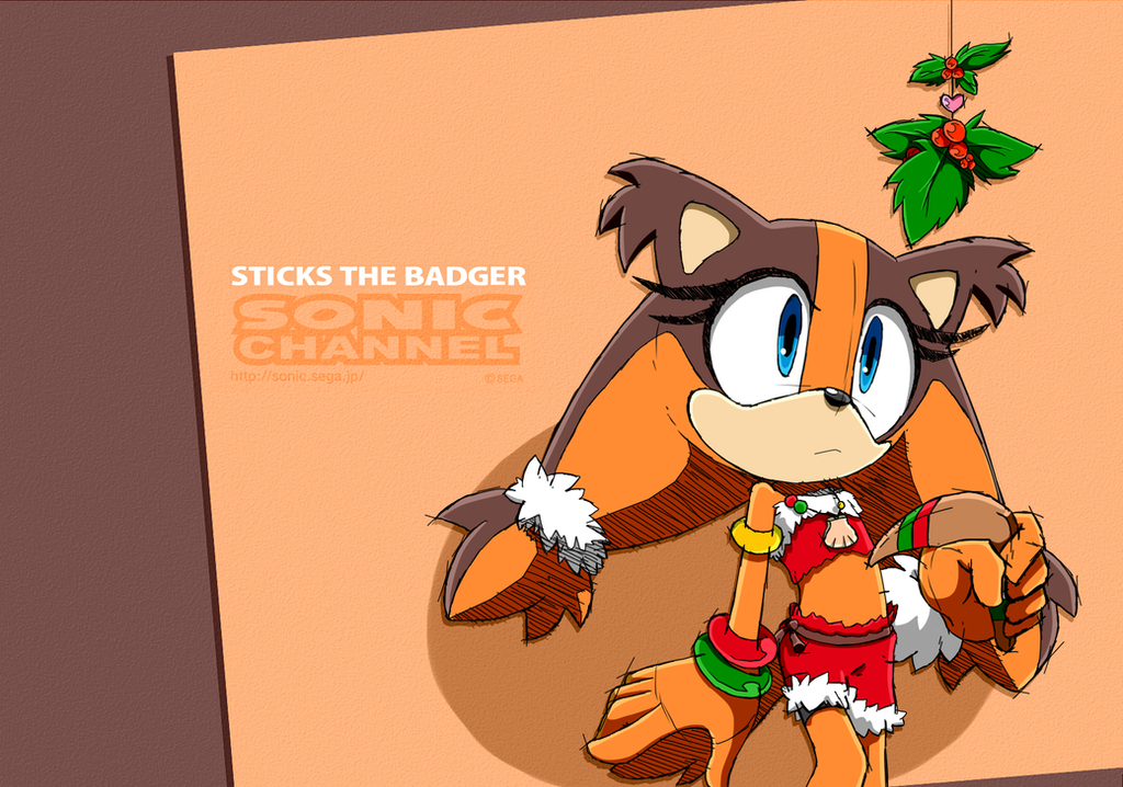 S.C Sticks-Christmas 0o.WTH is that thing?.o0 by PauliCat-24