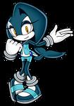 Oo. Sonic Adventure Sonar The Orca .oO