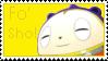 Teddie Fo' Sho Stamp by reikokoro