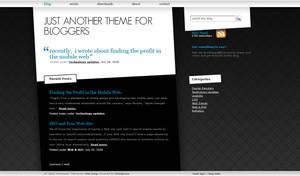 Flexure theme for Wordpress
