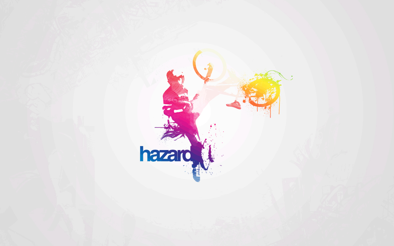 Hazard by freakyframes