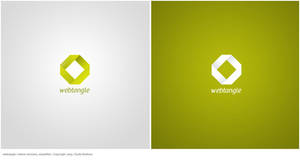 Webtangle logo by freakyframes