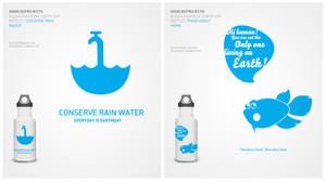 Klean Kanteen Bottle Graphics