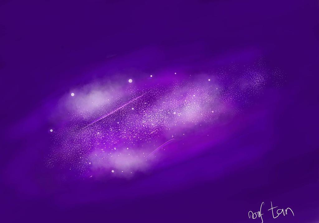 Starry sky  by nouftan