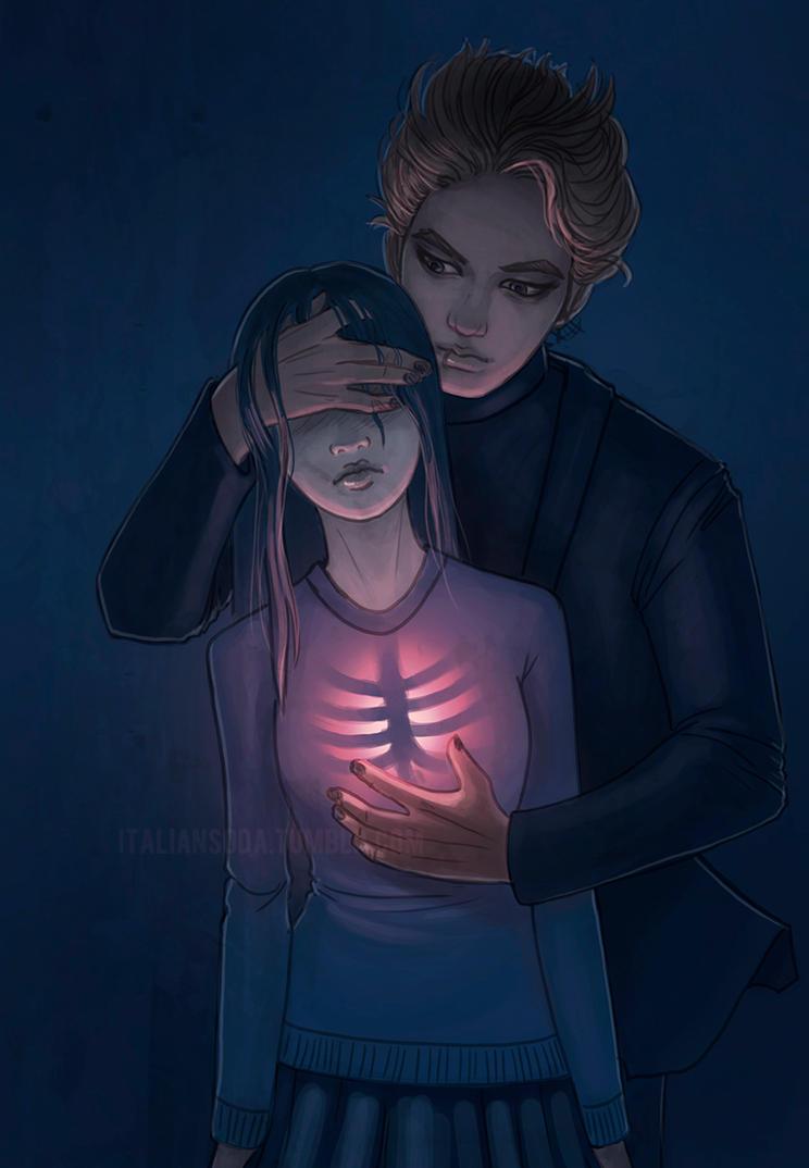 In your Heart by theitaliansoda