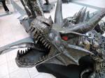 steel dragon by dukenemo