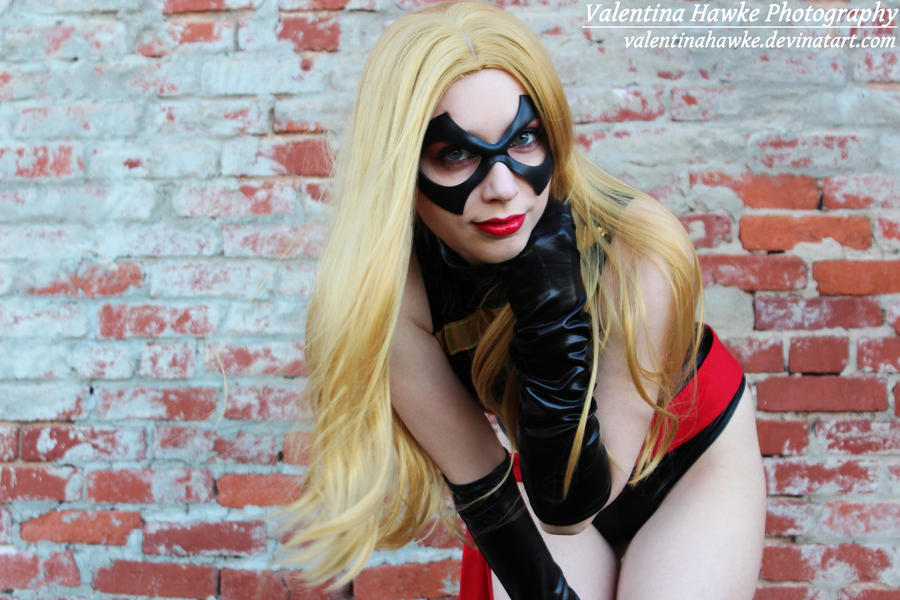 Ms.Marvel Teaser by ValentinaHawke