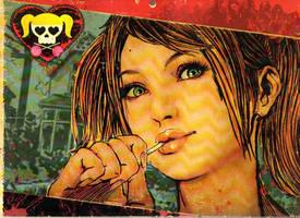 Lollipop Chainsaw by DreamCandice