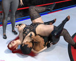 Boxing Beauties : Braven VS Mistress Leather (17) by DreamCandice