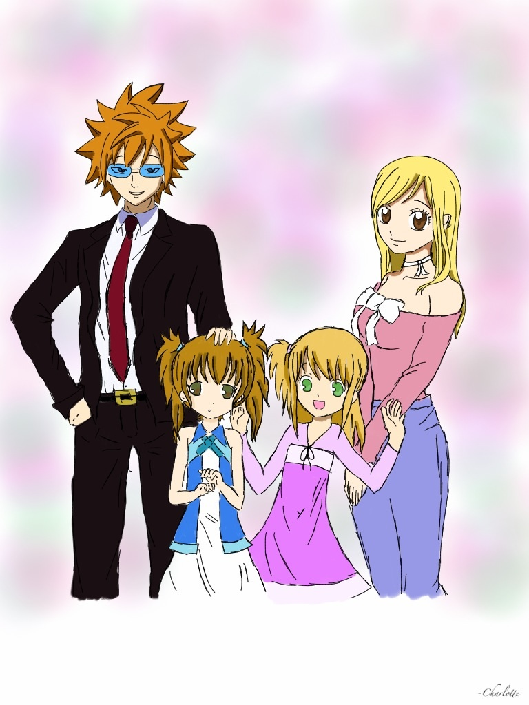 Lucy X Loki X Gray What if loke and lucy hadFairy Tail Lucy And Loke Kiss