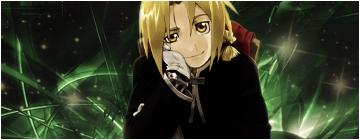 Fullmetal Alchemist - Edward Elric by HangekyoNoZero