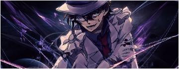 Detective Conan - Kaito Kid by HangekyoNoZero